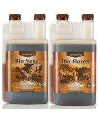 BIOCANNA Makkelijk Starter Set for Earth 2x 1L