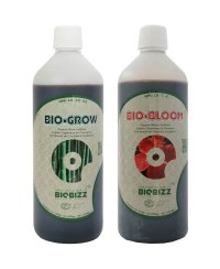 BioBizz Makkelijk Starter Set for Earth 2x 1L