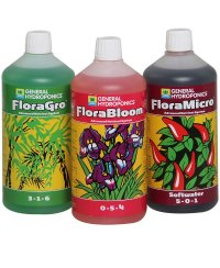 GHE Flora Series Set Soft - 1 Liter
