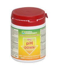 GHE pH Down in Poedervorm 250 gr