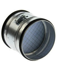 Ronde luchttoevoer-filter 125mm diameter