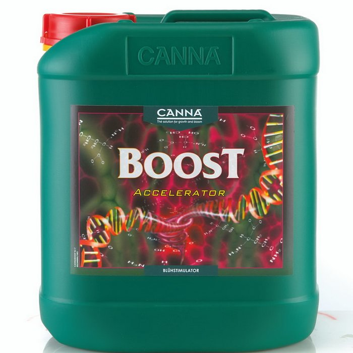 CANNABOOST Accelerator 5 L