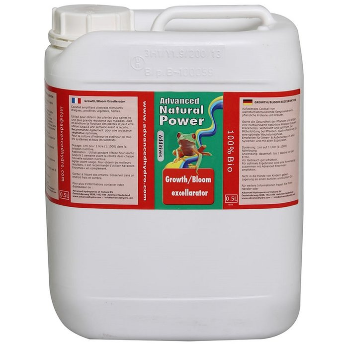 Advanced Hydroponics - Growth/Bloom Excellerator 5000ml