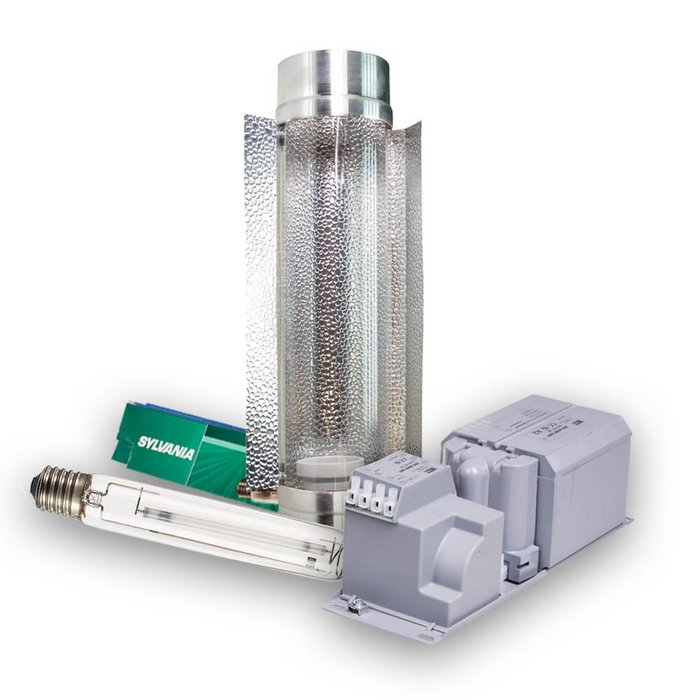 Verlichting Set 250W HPS Sylvania SHP-TS - Cooltube...