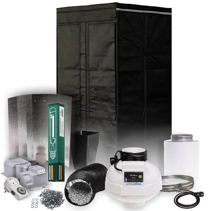HomeLab Grow Set 250W - 80x80x180 cm