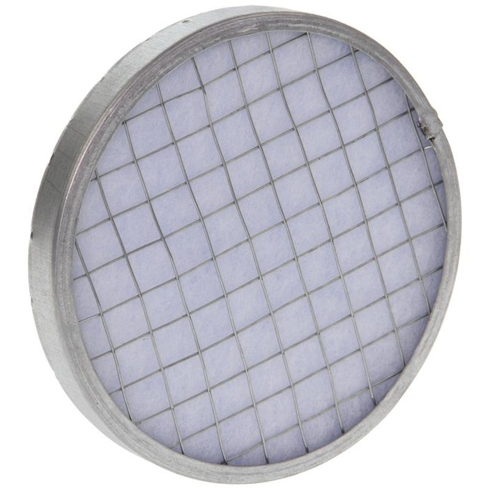 Vervangings filters ronde luchttoevoer-filter 150mm