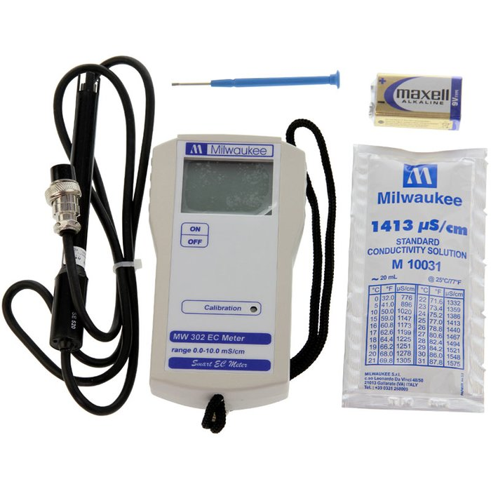 Milwaukee EC Meter MW302