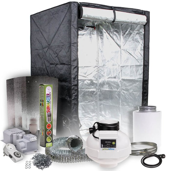Secret Jardin Hydro Shoot Kweektent Set 400W -...