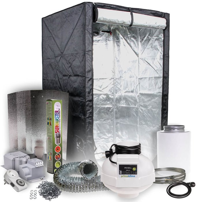 Hydro Shoot Grow Box HS80 Set 250W