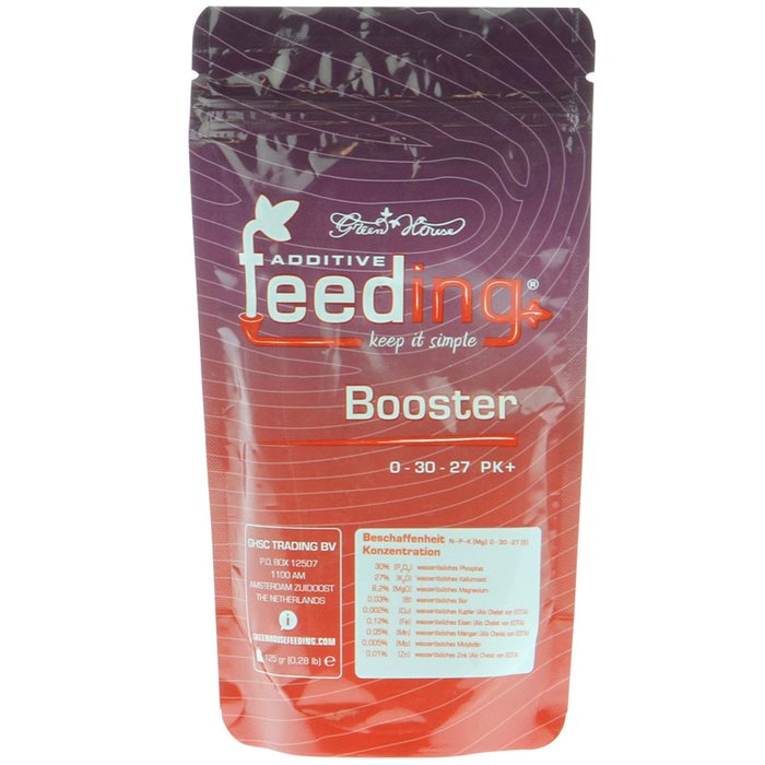 Green House Powder Feeding Booster 125g
