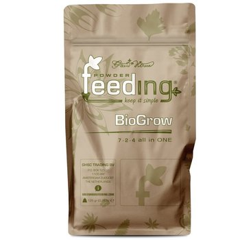 Green House Powder Feeding BioGrow 125g, 500g, 1kg, 2,5kg