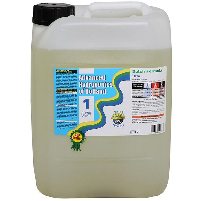 Advanced Hydroponics Grow 10 L
