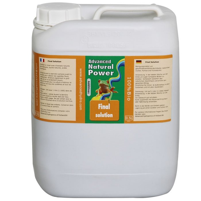 Advanced Hydroponics Final Solution 5000ml