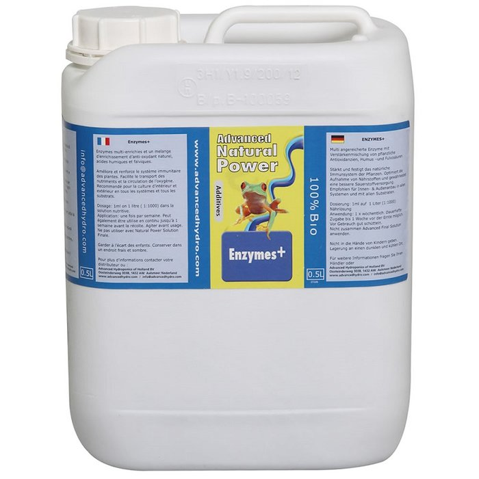 Advanced Hydroponics Enzymes+ 5000ml