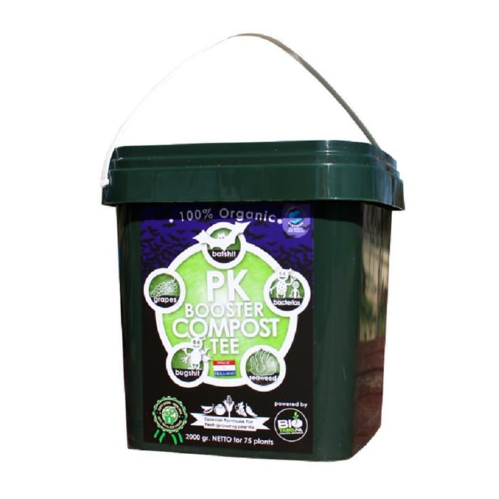 PK Booster Compost Thee 100% biologisch 2500 ml