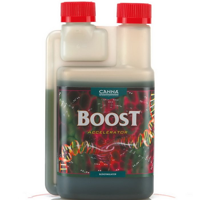 CANNA BOOST Accelerator 250 ml, 1 L, 5 L, 10 L