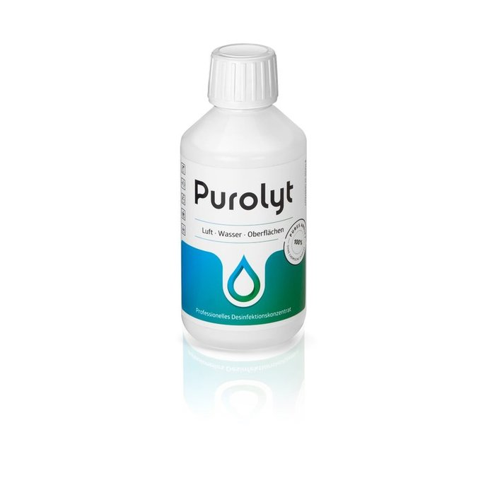 Purolyt Desinfectansconcentraat 250ml, 500ml, 1L, 5L