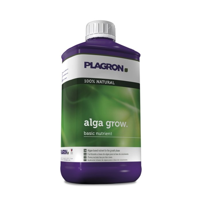 Plagron Alga Grow 500ml, 1L, 5L