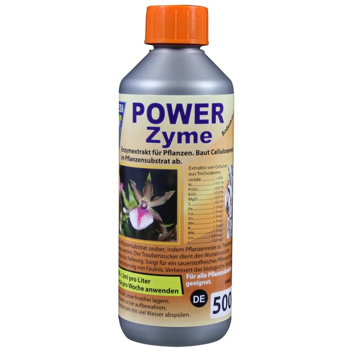 Hesi PowerZyme Enzyme Extract 500ml, 1L, 2,5L, 5L, 10L