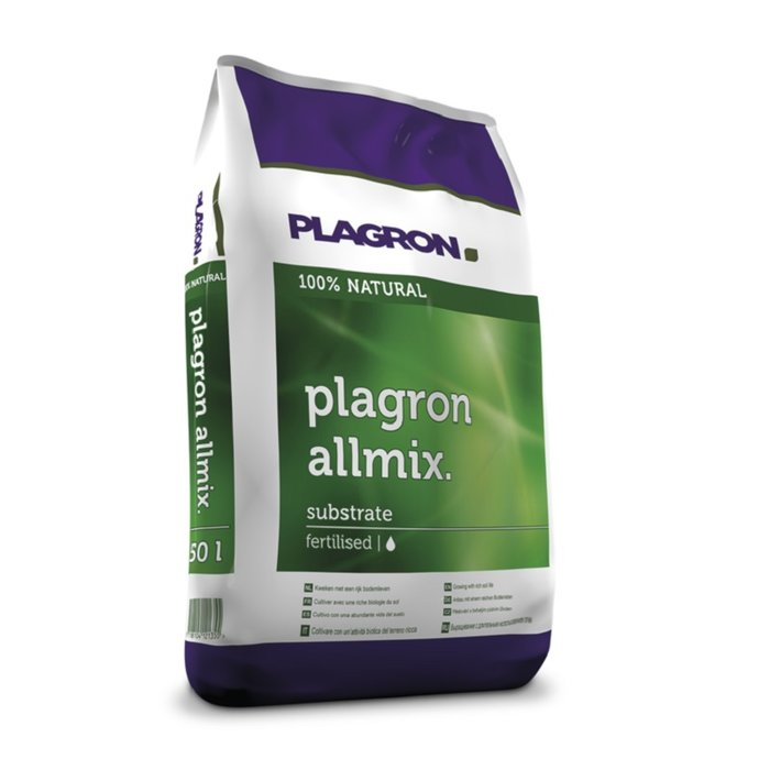 Plagron All-Mix Aarde 50L